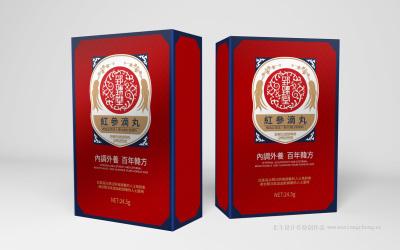 香港郅臻堂品牌包装设计