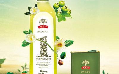 一滴茶油香,傳承東方養生文化的...