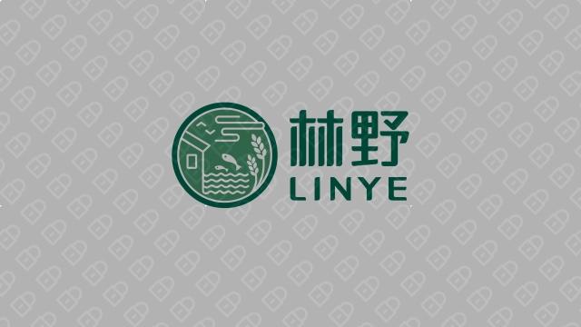 林野生态种植观光园公司LOGO乐天堂fun88备用网站入围方案0