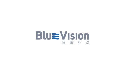 蓝瀚互动科技品牌形象设计