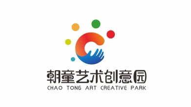 朝童藝術創意園培訓學校LOGO設計