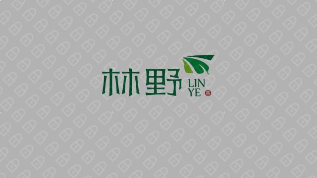 林野生态种植观光园公司LOGO乐天堂fun88备用网站入围方案7