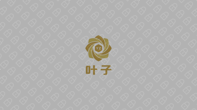 叶子女士服装品牌LOGO万博手机官网入围方案8