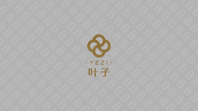 叶子女士服装品牌LOGO万博手机官网入围方案6