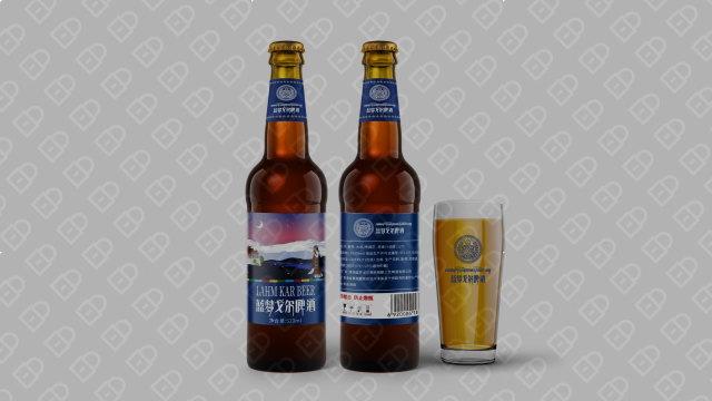 藍夢戈爾啤酒品牌包裝設計入圍方案3