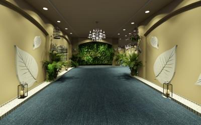 室内通道设计