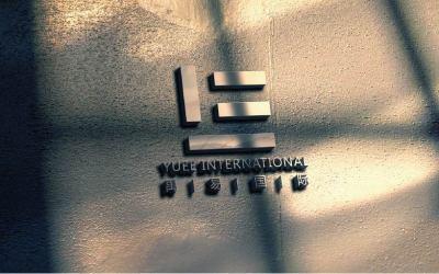 一款展览展示类logo