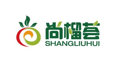 尚榴荟水果连锁店LOGO设计