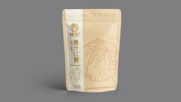 纯享红糖食品包装设计