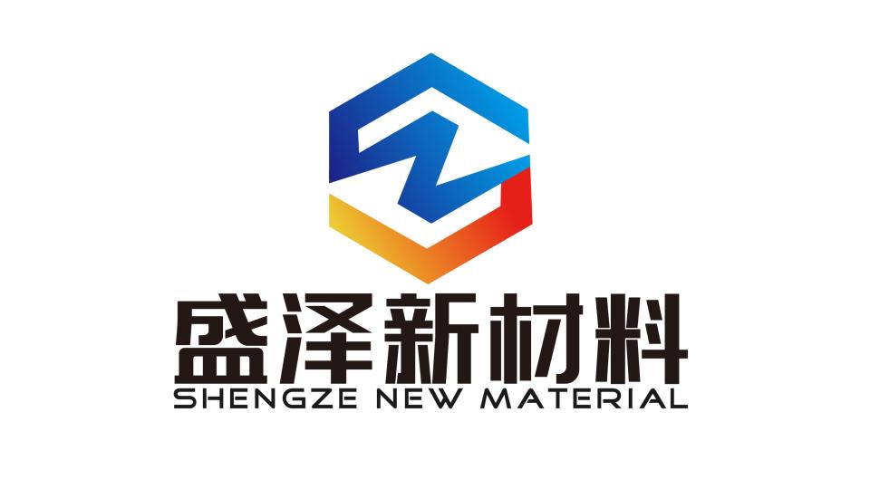 盛泽新材料公司LOGO设计