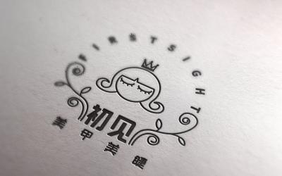 美甲店logo