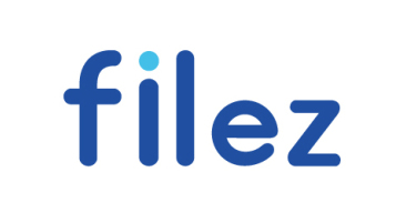 Filez科技品牌LOGO设计
