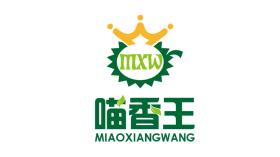喵香王果品品牌LOGO設計