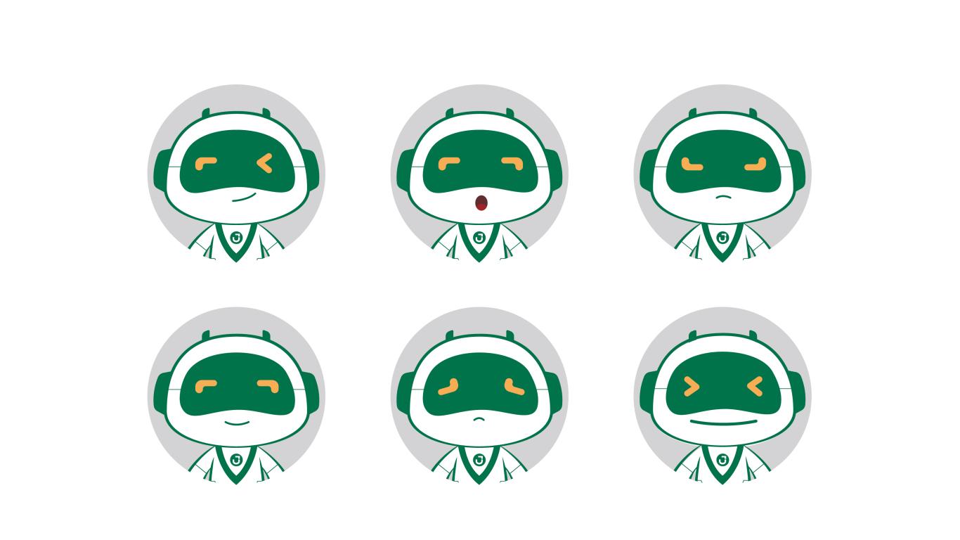 坚莱家居品牌吉祥物设计中标图3