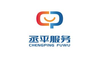 丞平服务物业公司LOGO乐天堂fun88备用网站