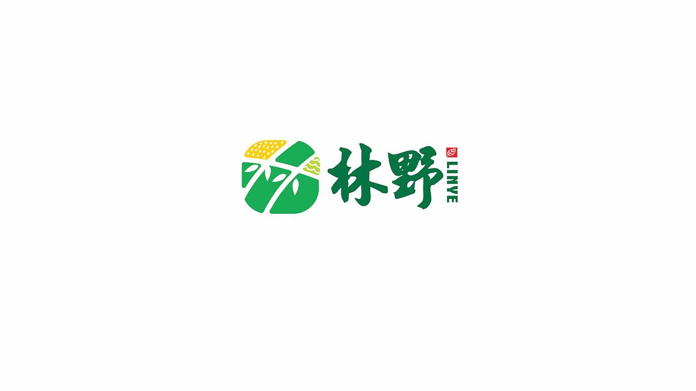 林野生态种植观光园LOGO设计中标图0