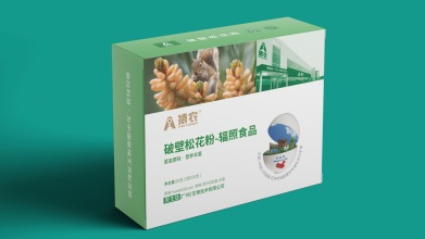猿农生物科技品牌包装设计