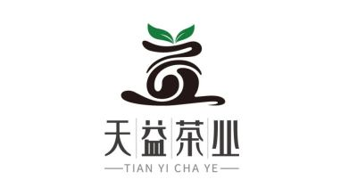 天益茶业品牌LOGO设计