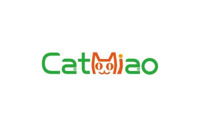CAT猫logo设计