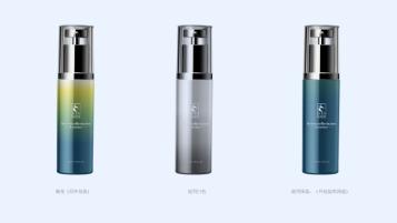 圣熹日用品品牌包装设计