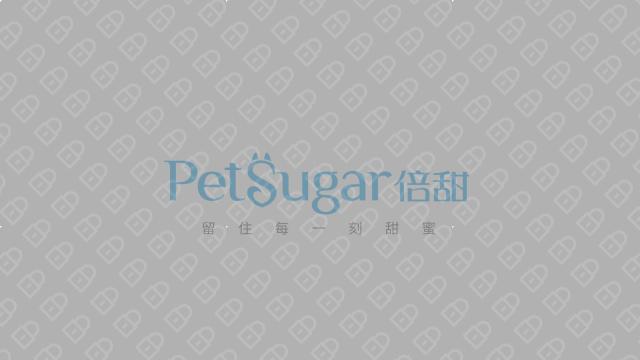 PetSugar倍甜宠物品牌LOGO必赢体育官方app入围方案3