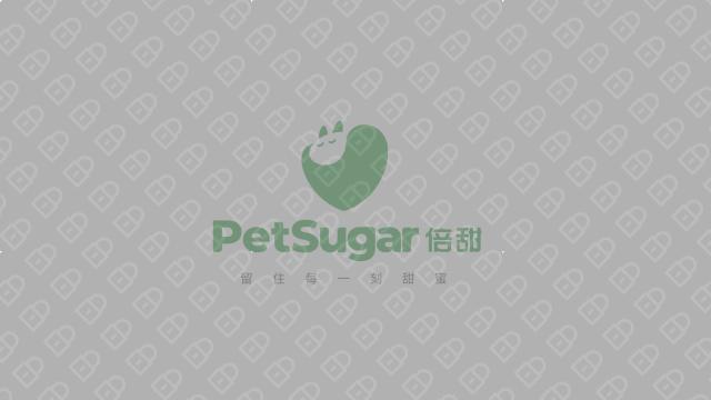 PetSugar倍甜宠物品牌LOGO必赢体育官方app入围方案2