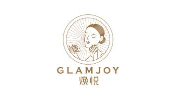 焕悦化妆品品牌LOGO设计