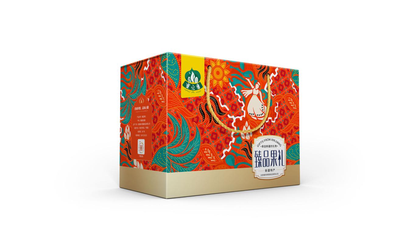 蜜之番食品品牌包装设计中标图2