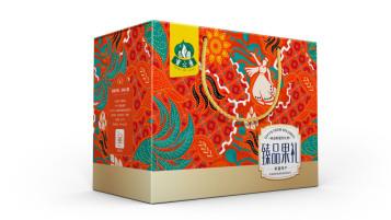 蜜之番食品品牌包装设计
