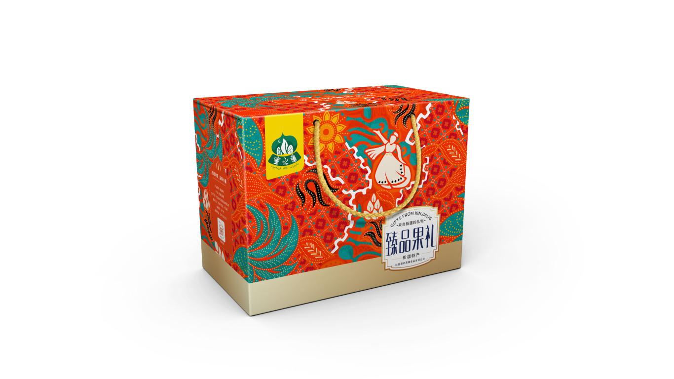 蜜之番食品品牌包装设计中标图3