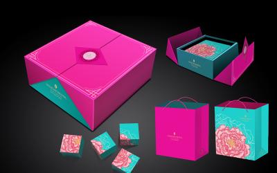 北辰洲际2018年月饼礼盒