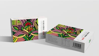 太克食品品牌包裝設計