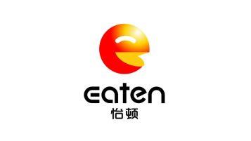 怡頓餐飲公司LOGO設計