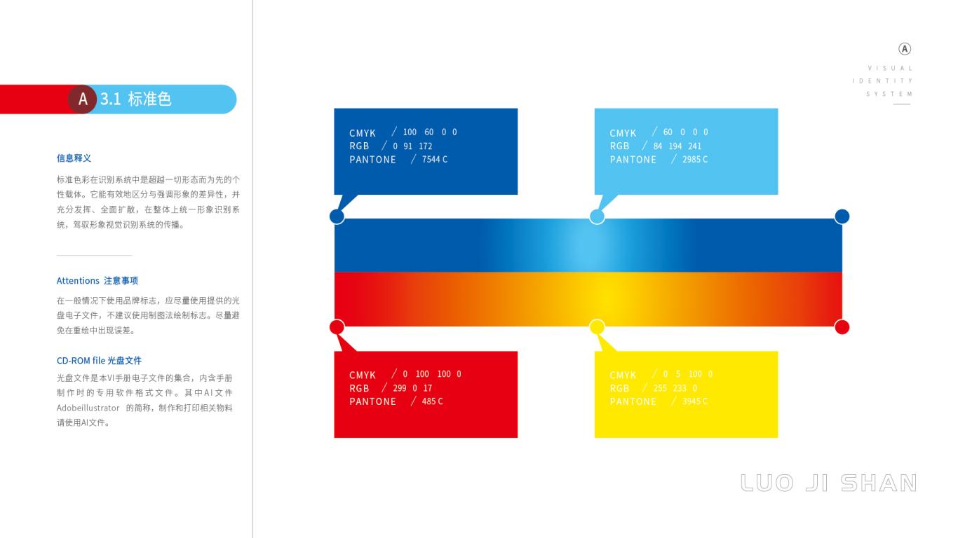 落基山环保科技公司VI设计中标图15
