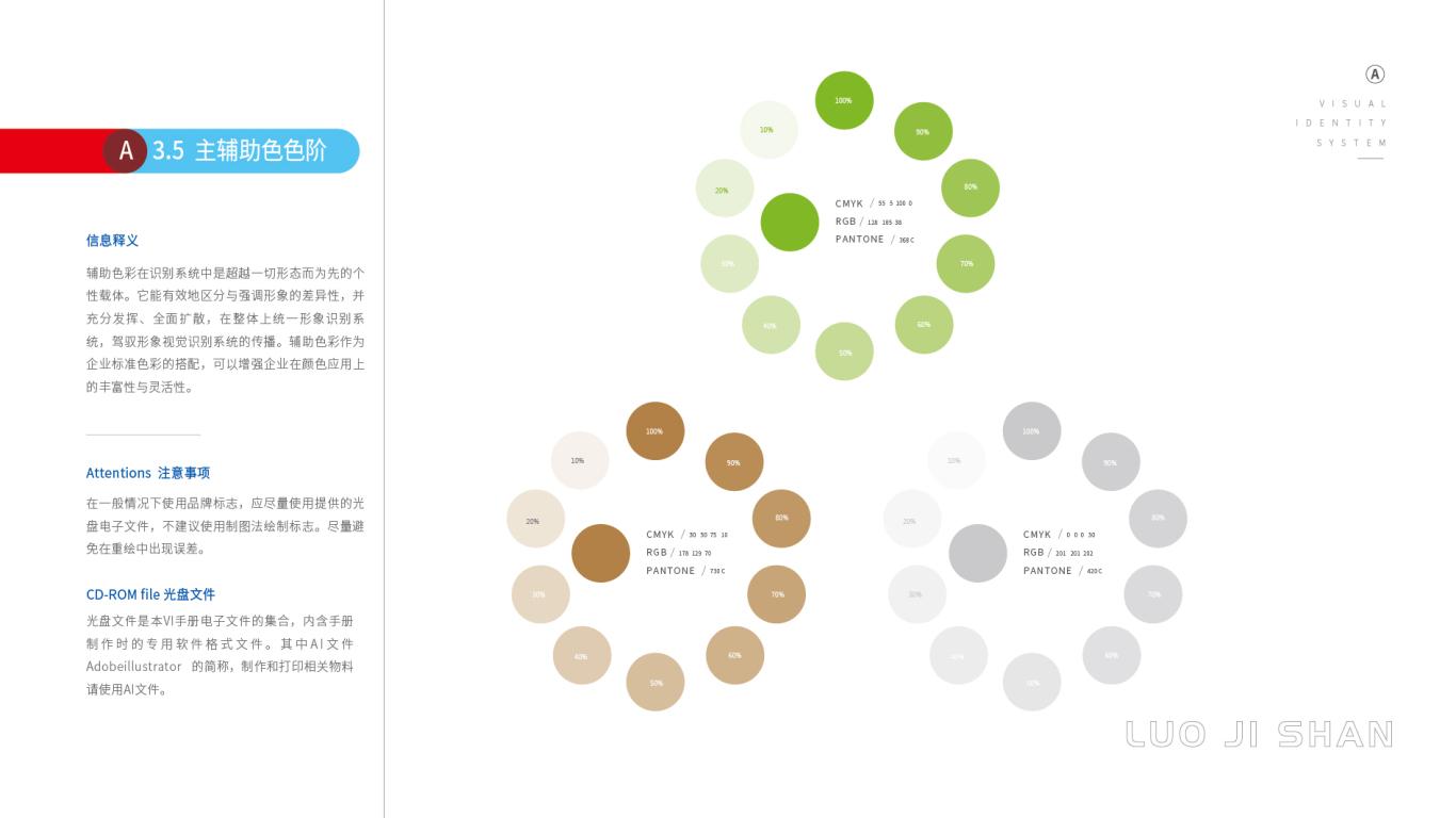 落基山环保科技公司VI设计中标图19