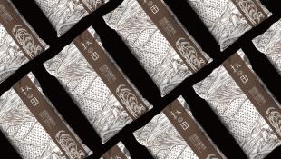 集利長粒大米包裝設計