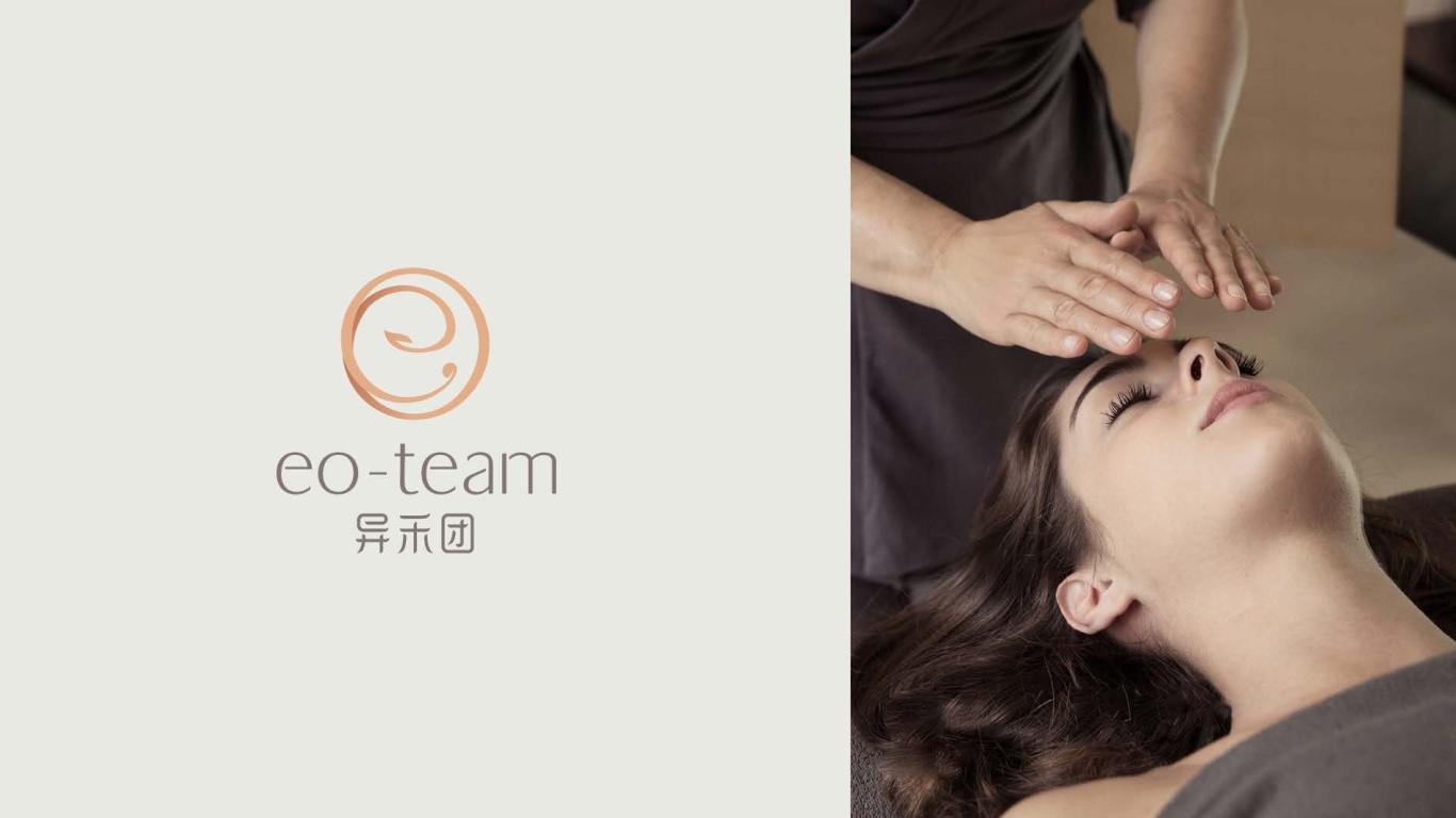 异禾团美容美发公司LOGO设计中标图8