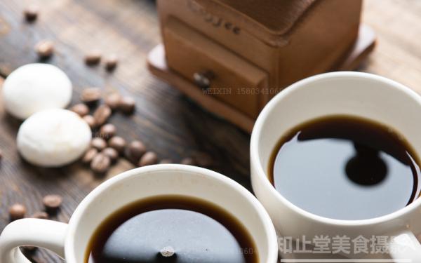 手冲咖啡 饮品拍摄 山西太原美食摄影食品拍摄知止堂