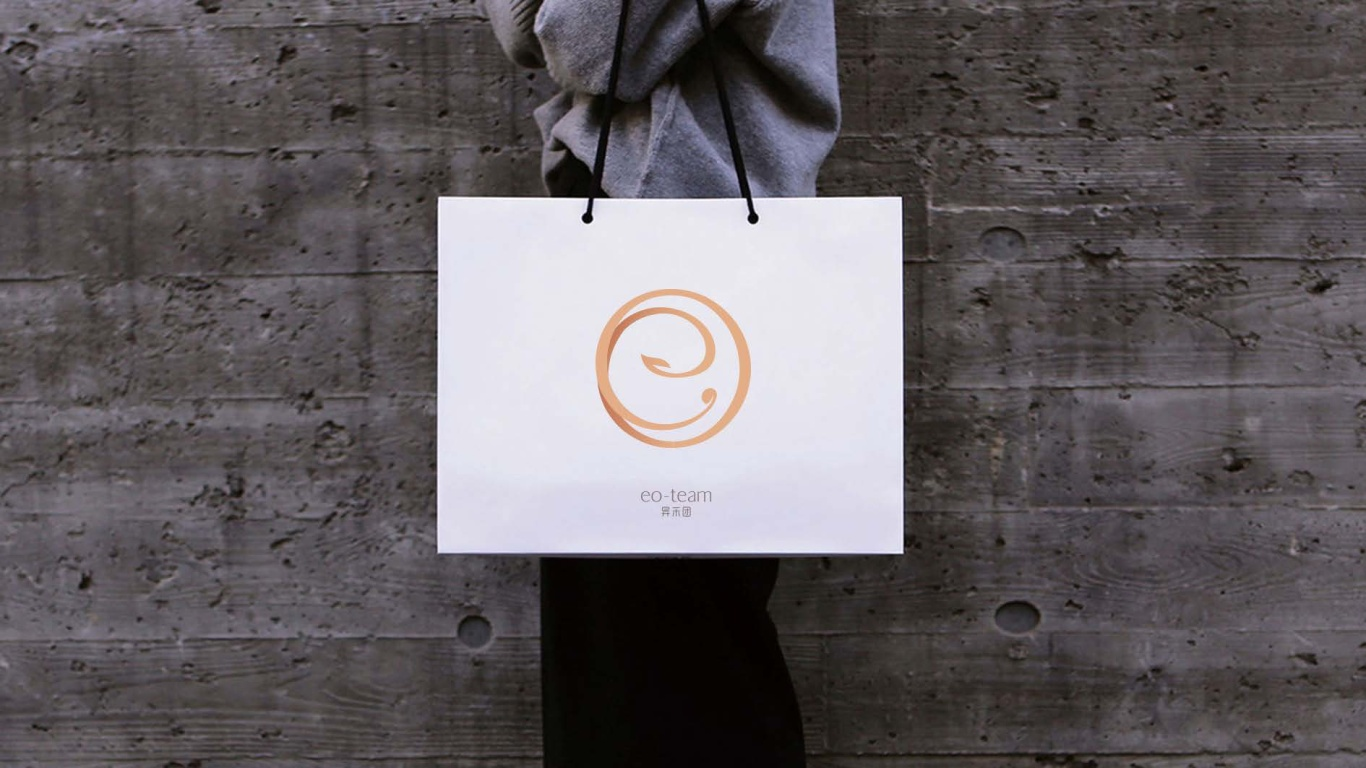 异禾团美容美发公司LOGO设计中标图7