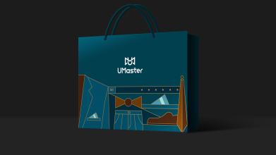 UMaster高级西服品牌包装亚博客服电话多少