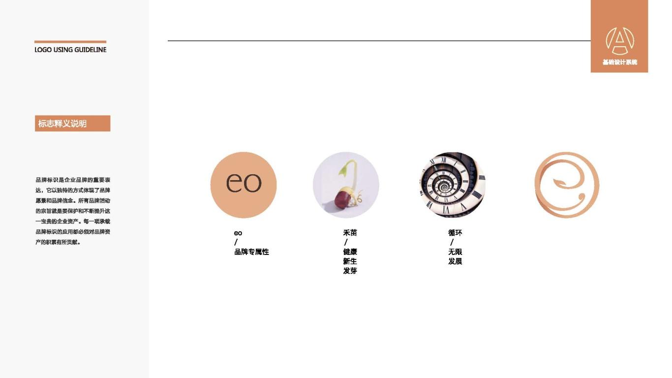 异禾团美容美发品牌LOGO设计中标图1