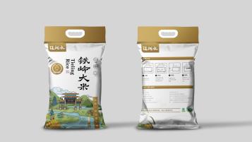 辽河水大米品牌包装延展乐天堂fun88备用网站