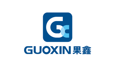 果鑫电子品牌LOGO设计