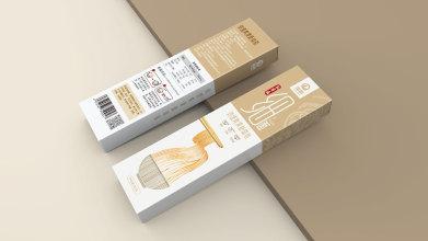 丽卿细面品牌包装设计