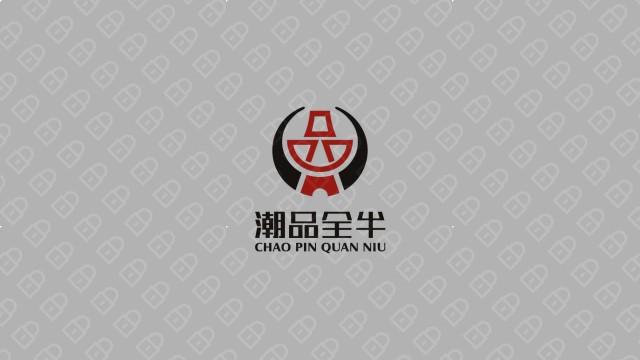潮品全牛火锅品牌LOGO必赢体育官方app入围方案4