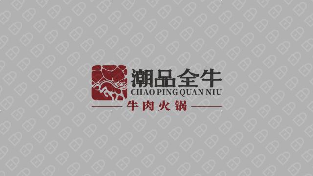 潮品全牛火锅品牌LOGO必赢体育官方app入围方案5