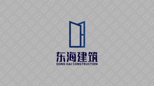 東海建筑公司LOGO設計入圍方案1