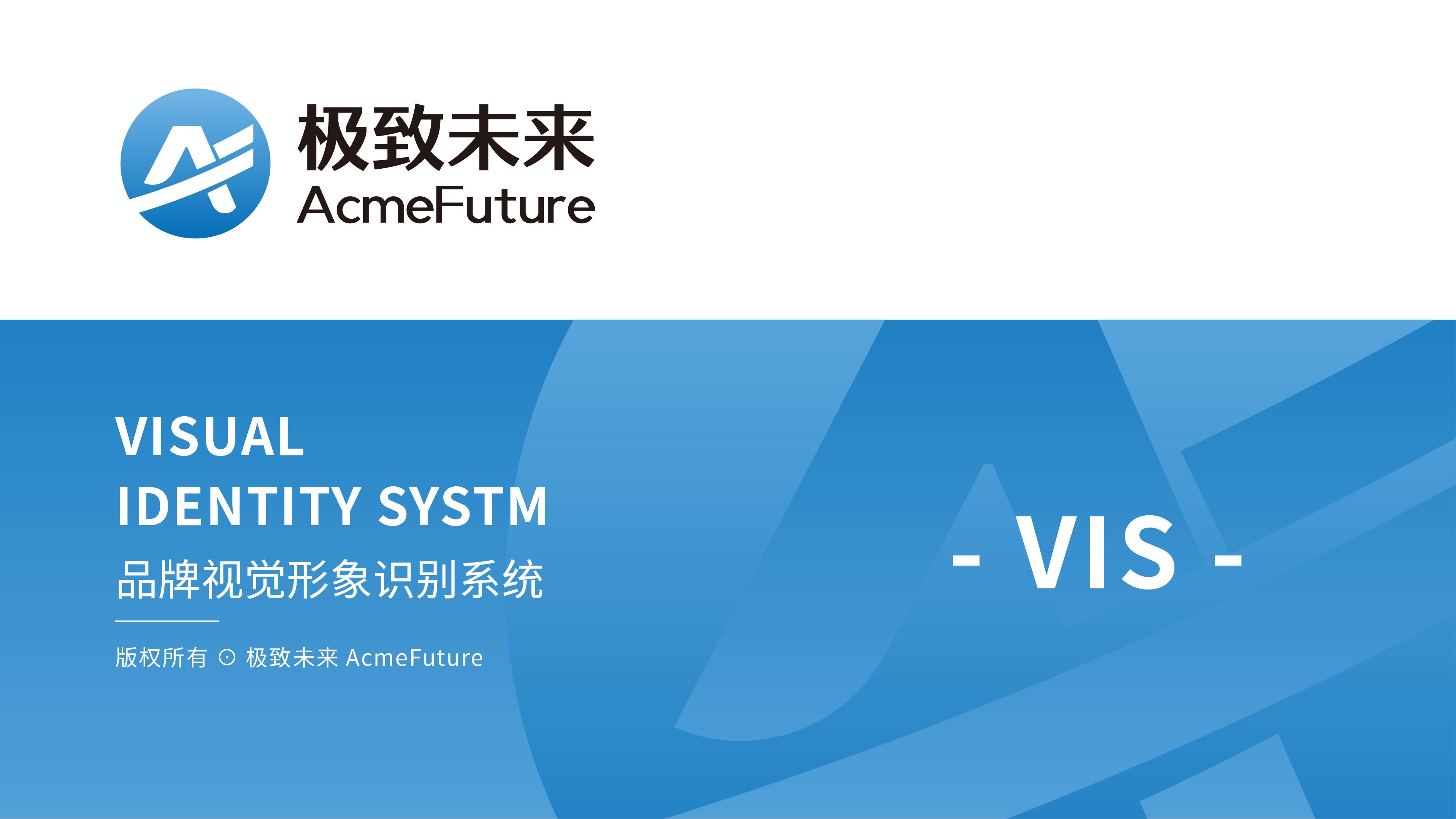 极致未来教育公司VI设计