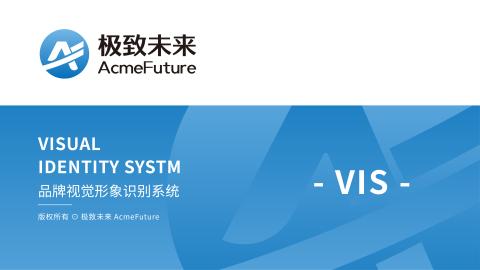 極致未來教育公司VI設計