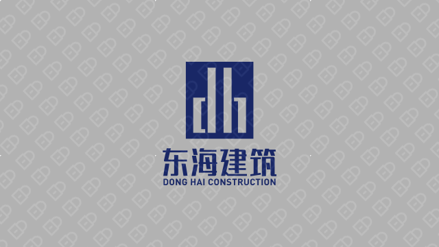 東海建筑公司LOGO設計入圍方案0